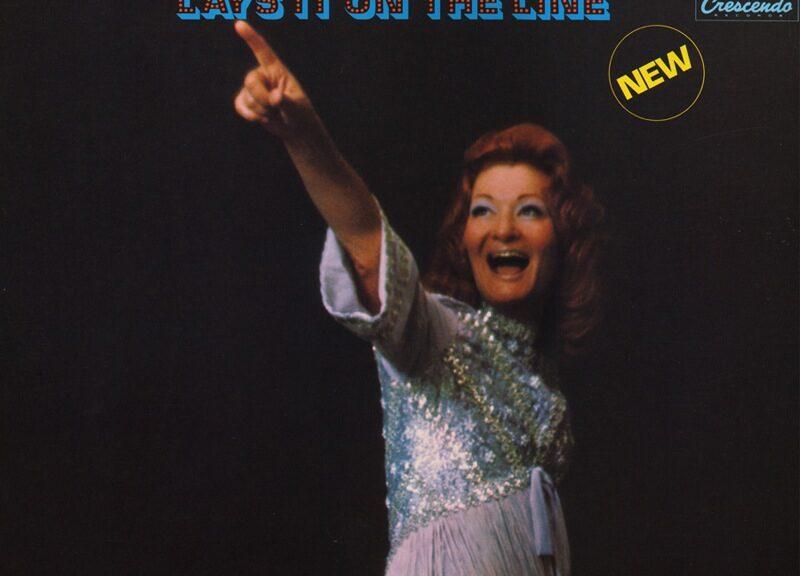 Rusty Warren Album Cover